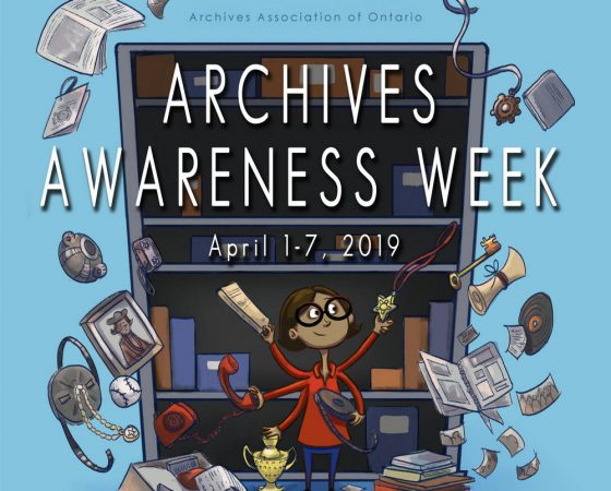 Awareness Week at Norfolk County Archives