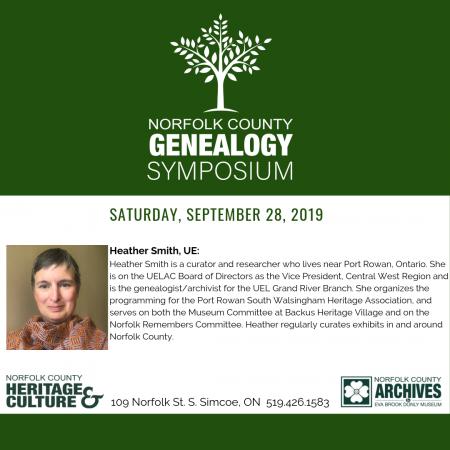 Genealogy Symposium Session #2